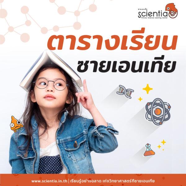 วิทยาศาสตร์, ซายเอนเทีย, สสวท